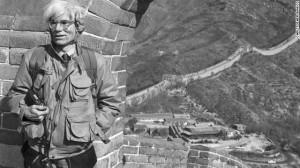 Andy Warhol China 5