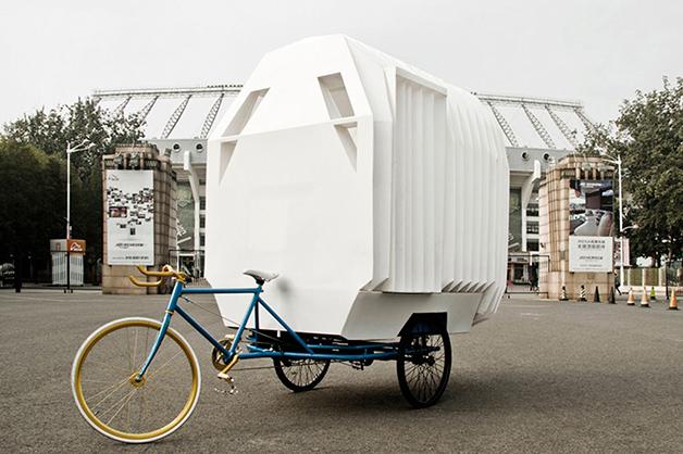 Casa triciclo 1
