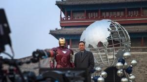 Iron man na China