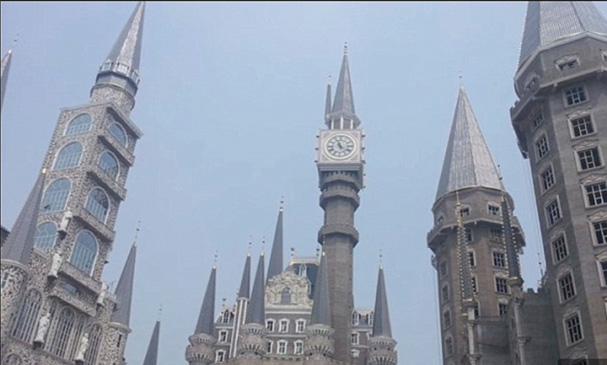 Hebei-hogwarts 1
