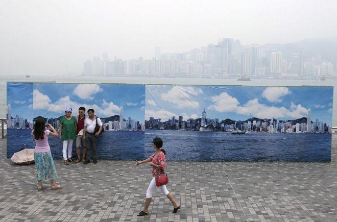 Poluicao na China 1