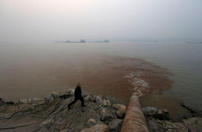 Poluicao na China 17