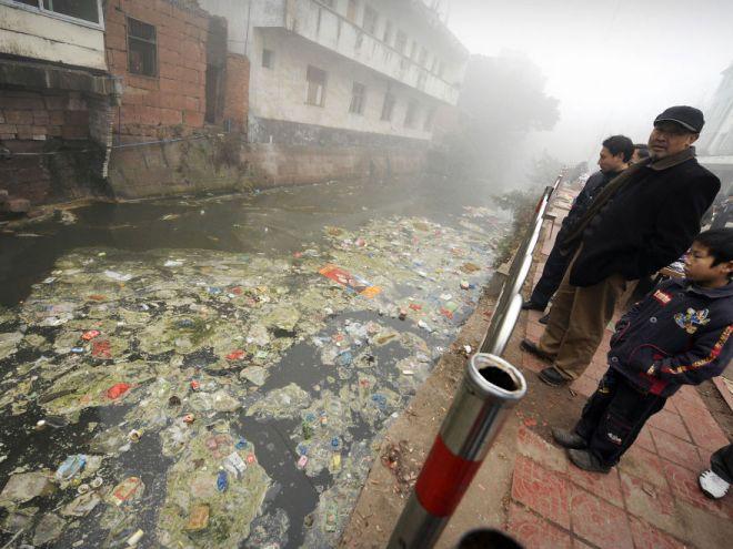 Poluicao na China 29