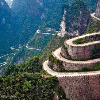 #Montanhas Tianmen