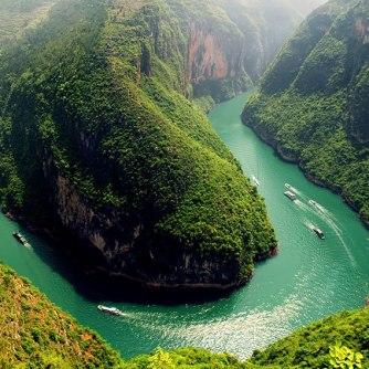 #Rio Yangtze