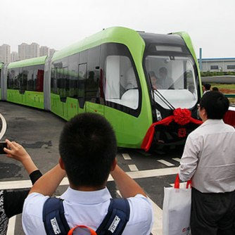Trem Virtual Chines