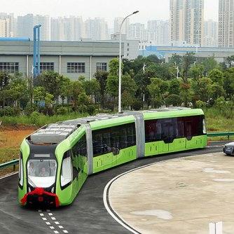 Trem Virtual Chines#1