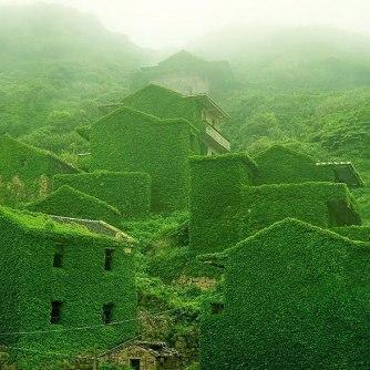 #Vila abandonada, Shengsi, Zhoushan