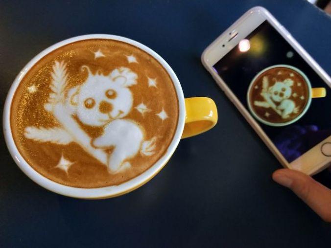 Café arte #1