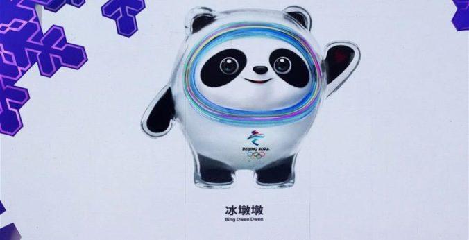Mascote olimpico 2022