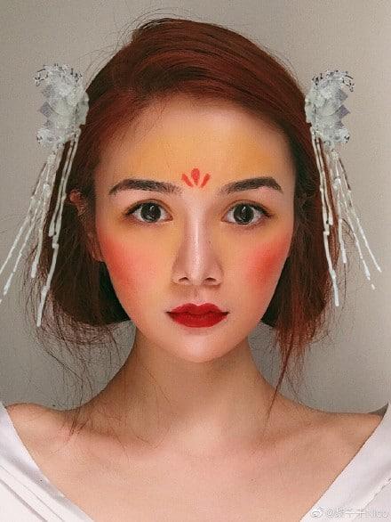 #mulan maquiagem 10