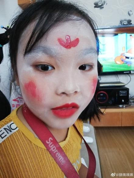 #mulan maquiagem 12