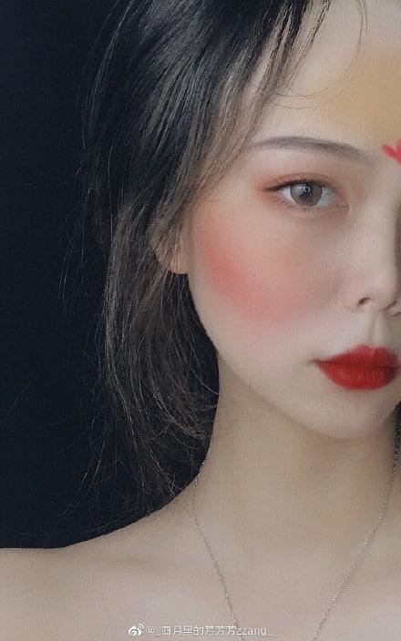 #mulan maquiagem 5